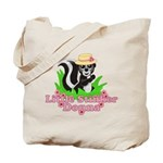 Little Stinker Donna Tote Bag