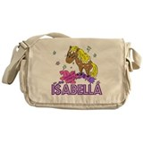 I Dream Of Ponies Isabella Messenger Bag