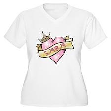 Sweetheart Sara Custom Prince T-Shirt