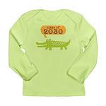 Class of 2030 Alligator Long Sleeve Infant T-Shirt