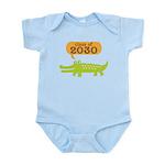 Class of 2030 Alligator Infant Bodysuit