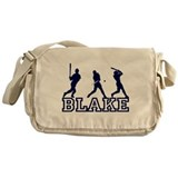 Baseball Blake Personalized Messenger Bag