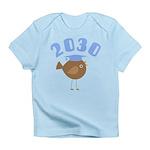 Class Of 2030 Blue Bird Infant T-Shirt