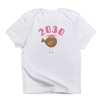 Class Of 2030 Pink Bird Infant T-Shirt