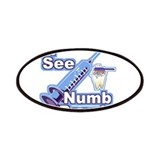 I See NUMB People! Patches