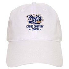 Cross Country Coach Gift Baseball Cap