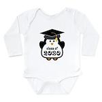 Penguin Class of 2030 Long Sleeve Infant Bodysuit