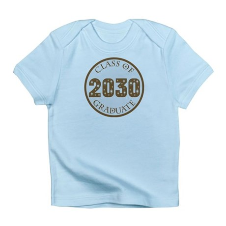 Blue Stars Class of 2030 Infant T-Shirt