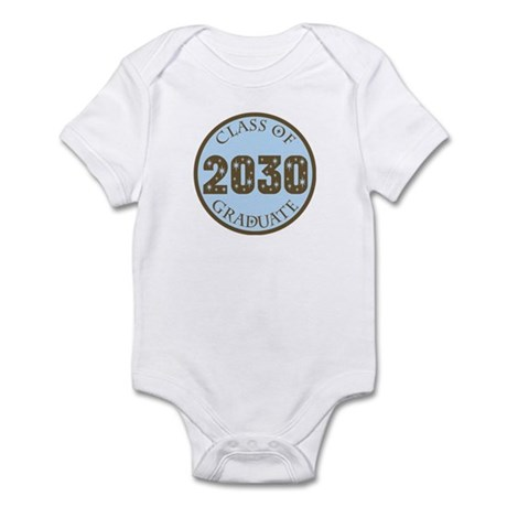Blue Stars Class of 2030 Infant Bodysuit