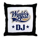 Dj Gift Throw Pillow