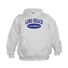 Long Beach California Hoodie