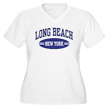 Long Beach New York T-Shirt