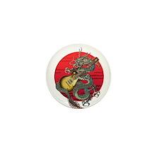 dragon LesPaul Mini Button (100 pack)
