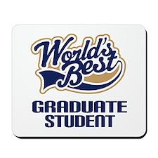 Graduate Student Gift Mousepad