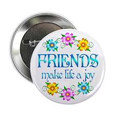 "Friendship Joy 2.25"" Button (100 pack)"