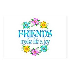 Friendship Joy Postcards (Package of 8)