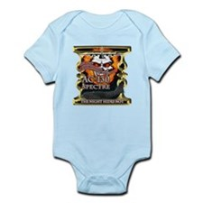 USAF AC-130 Spectre Flaming S Infant Bodysuit