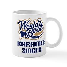 Karaoke Singer Gift Mug