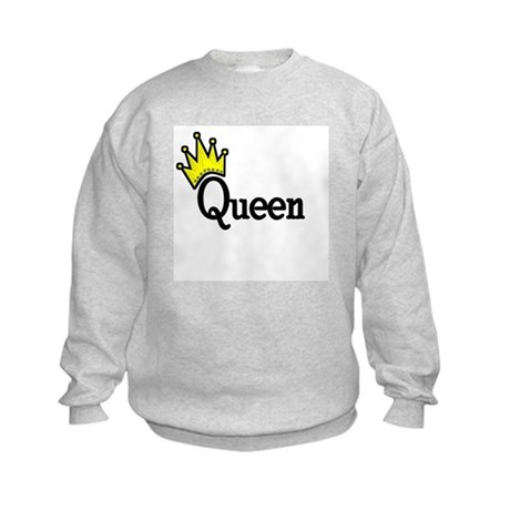 Queen Kids Sweatshirt