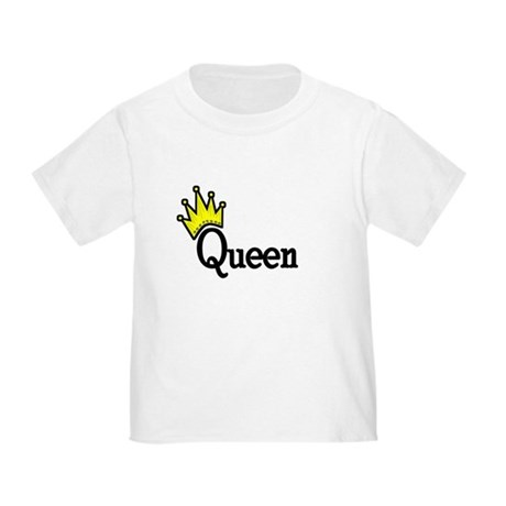 Queen Toddler T-Shirt