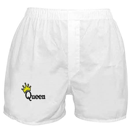 Queen Boxer Shorts