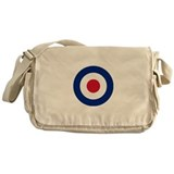 UK Roundel Messenger Bag