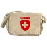 Schweiz Messenger Bag