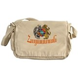 Armenia Messenger Bag