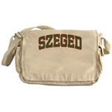 Szeged Colors Messenger Bag