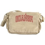 Gdansk Colors Messenger Bag