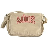 Lodz Colors Messenger Bag