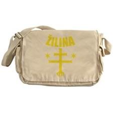Cute Foreign language Messenger Bag
