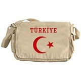 Turkiye Messenger Bag