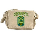 Chernobyl English Messenger Bag