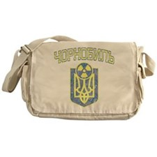 Chernobyl Messenger Bag