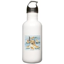 The Versatile Golden Water Bottle