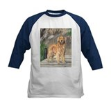 Golden Dock Dog Tee