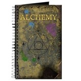 Alchemy Lab Book