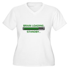 Brain Loading.... T-Shirt