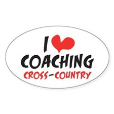 I heart Coaching C-C Decal