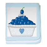 Blueberry Delight baby blanket