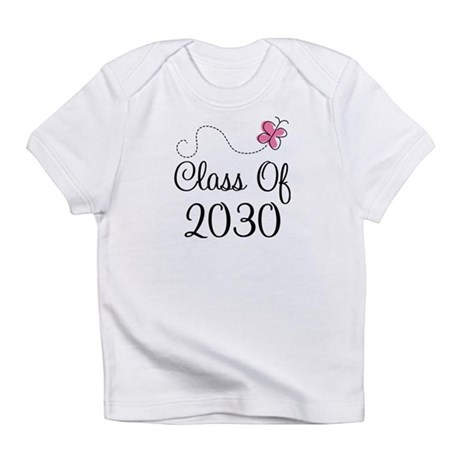 Pink Future Class of 2030 Infant T-Shirt