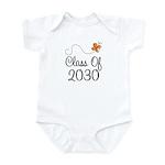 Pretty Future Class of 2030 Infant Bodysuit