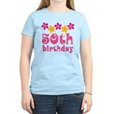 50th Birthday Hawaiian T-Shirt