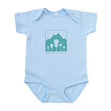 Mountain Music Infant Bodysuit