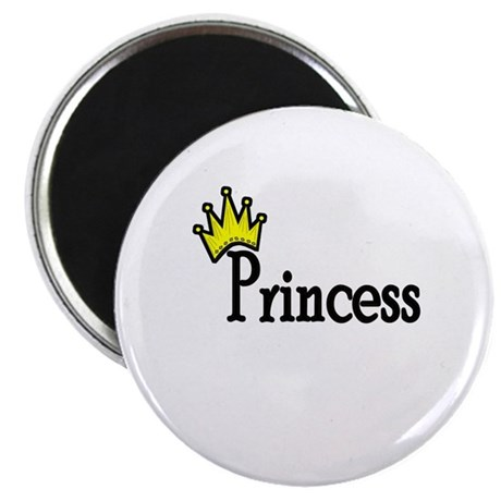Princess 2.25&quot; Magnet (10 pack)