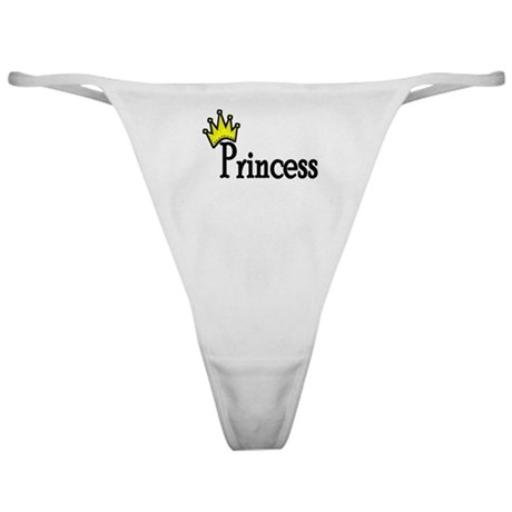 Princess Classic Thong