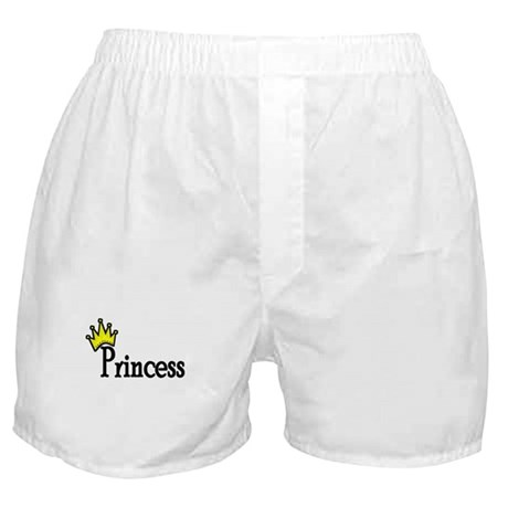 Princess Boxer Shorts