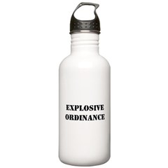 Explosive Ordinance Water Bottle