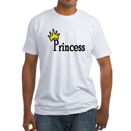 Princess Fitted T-Shirt